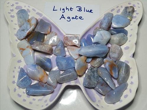Light Blue Agate