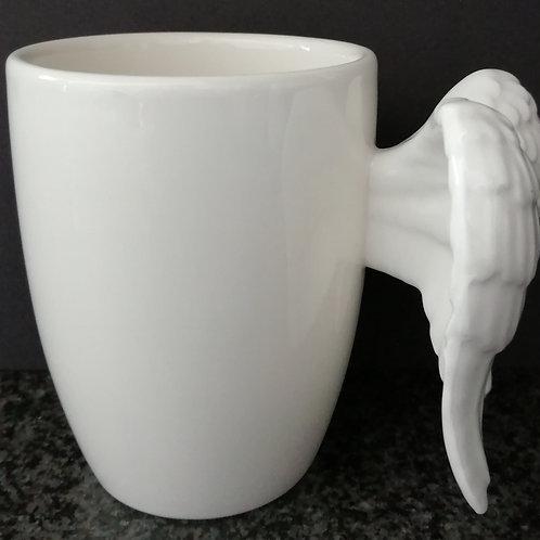 Mug - Angel wings