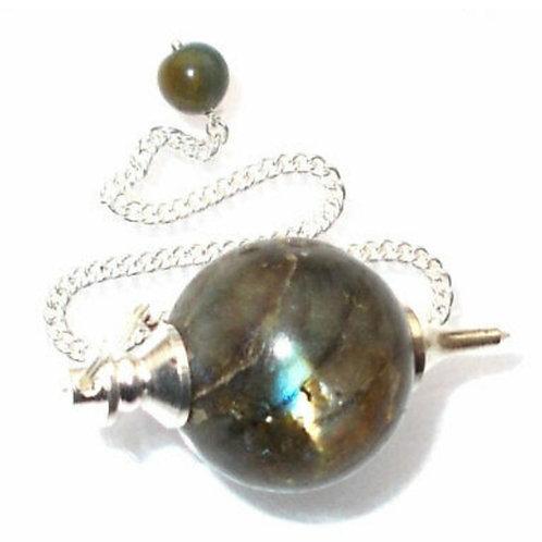 Labradorite Sphere Pendulums
