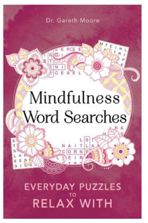 Mindfulness Puzzle Books - 2 options