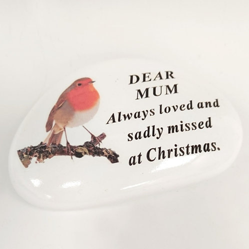 Robin Memorial Pebbles - selection available
