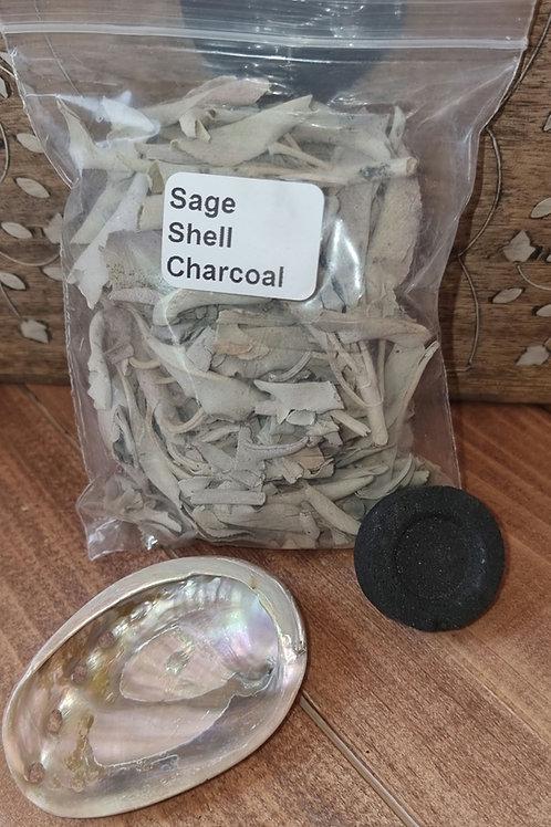 Sage Smudge/Clearing Set