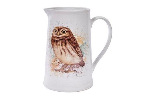 Owl Jug