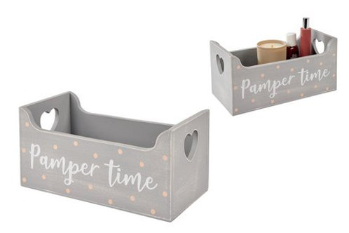Pamper Storage crate
