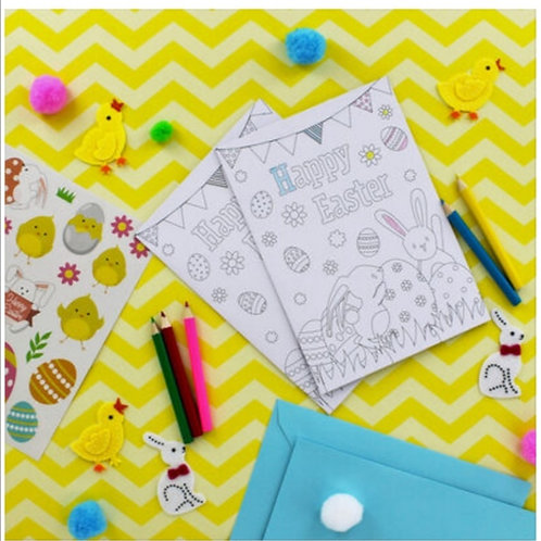 Easter Cards - 6pk