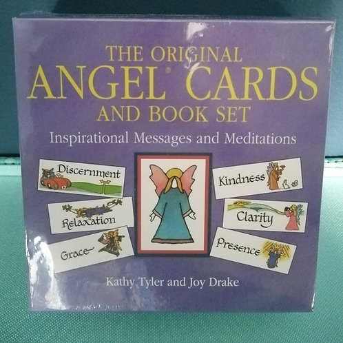 The Original Angel Card & Book Set