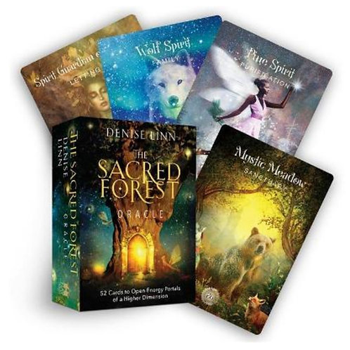 The Sacred Forest Oracle Cards