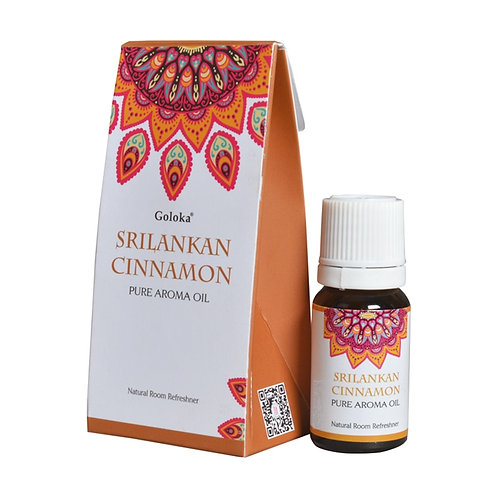 Sri Lanken Cinnamon Aroma Oil