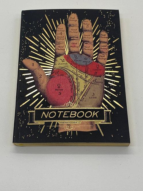 Palmistry Notebook - A6