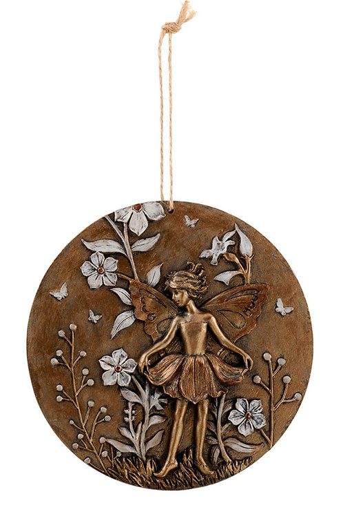 Fairy Wall Plaque