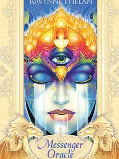 Messenger Oracle by Ravynne Phelan - Anniversary Edition