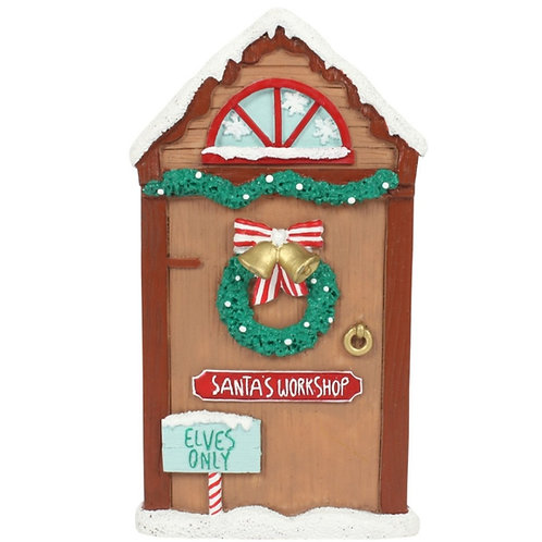 Santa's Workshop Door