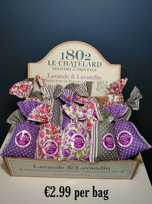 Lavender Fill Bags