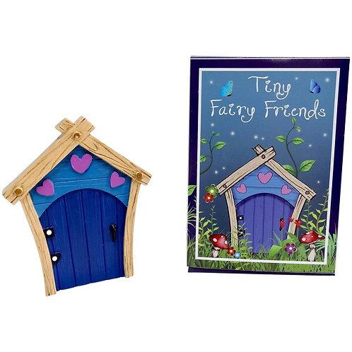 Fairy Door - Blue
