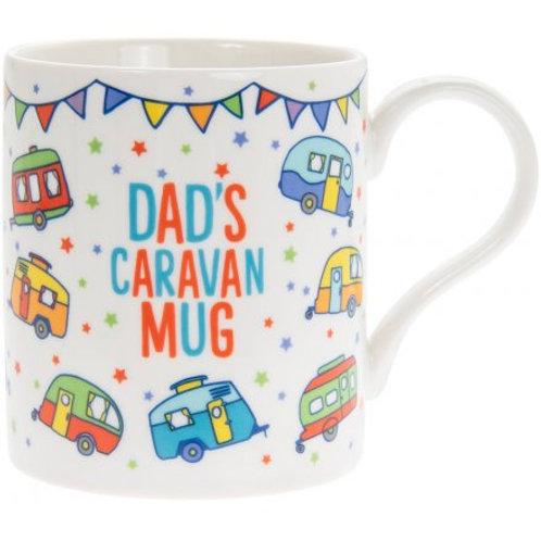 Caravan Mugs - 5 options