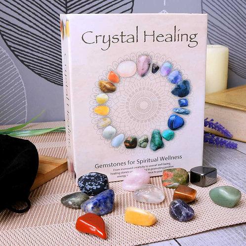 Crystal Healing Gemstones Set
