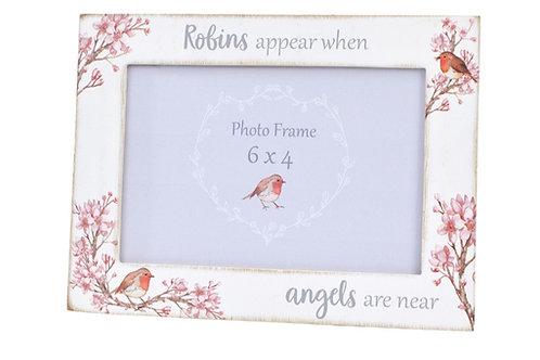 Robin Photo Frame (New Blossom Design)