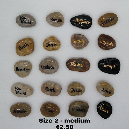 River Stones- Size 2