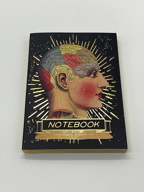 Phrenology Notebook - A6