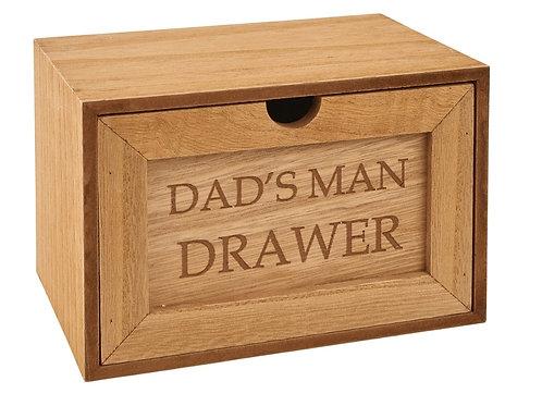 Dad's Man Drawer