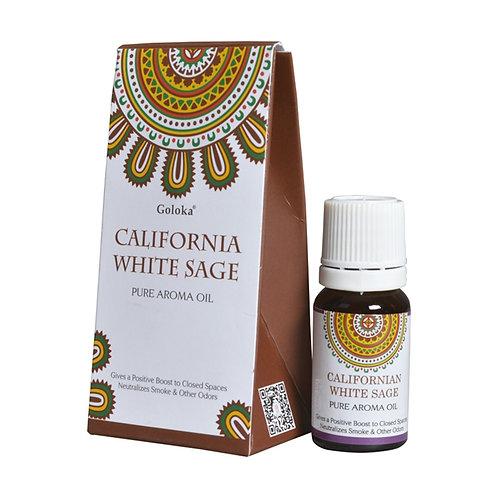 California White Sage Aroma Oil