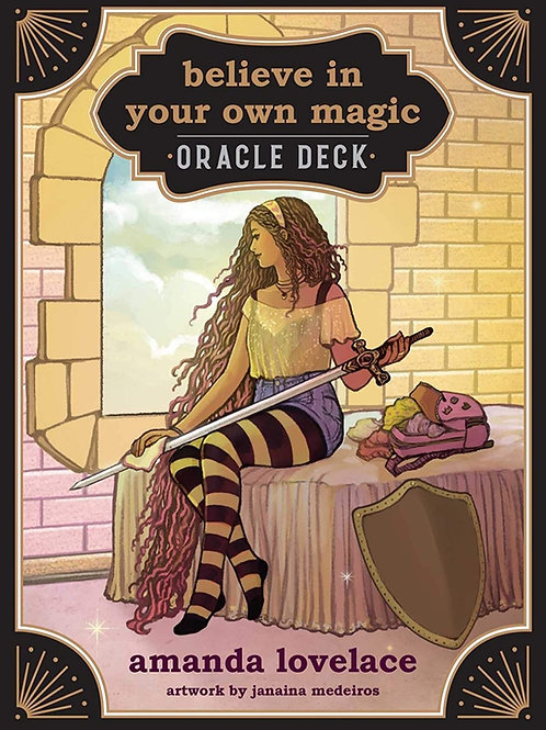 Believe In Your Own Magic Oracle Cards