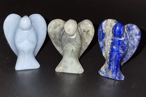 Angels Carved Crystal