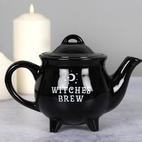 Witches Bew Teapot