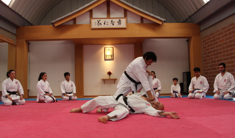Karate Do nivel avanzado