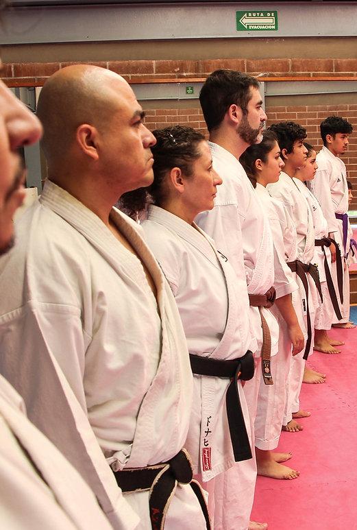 Clases de Karate Do