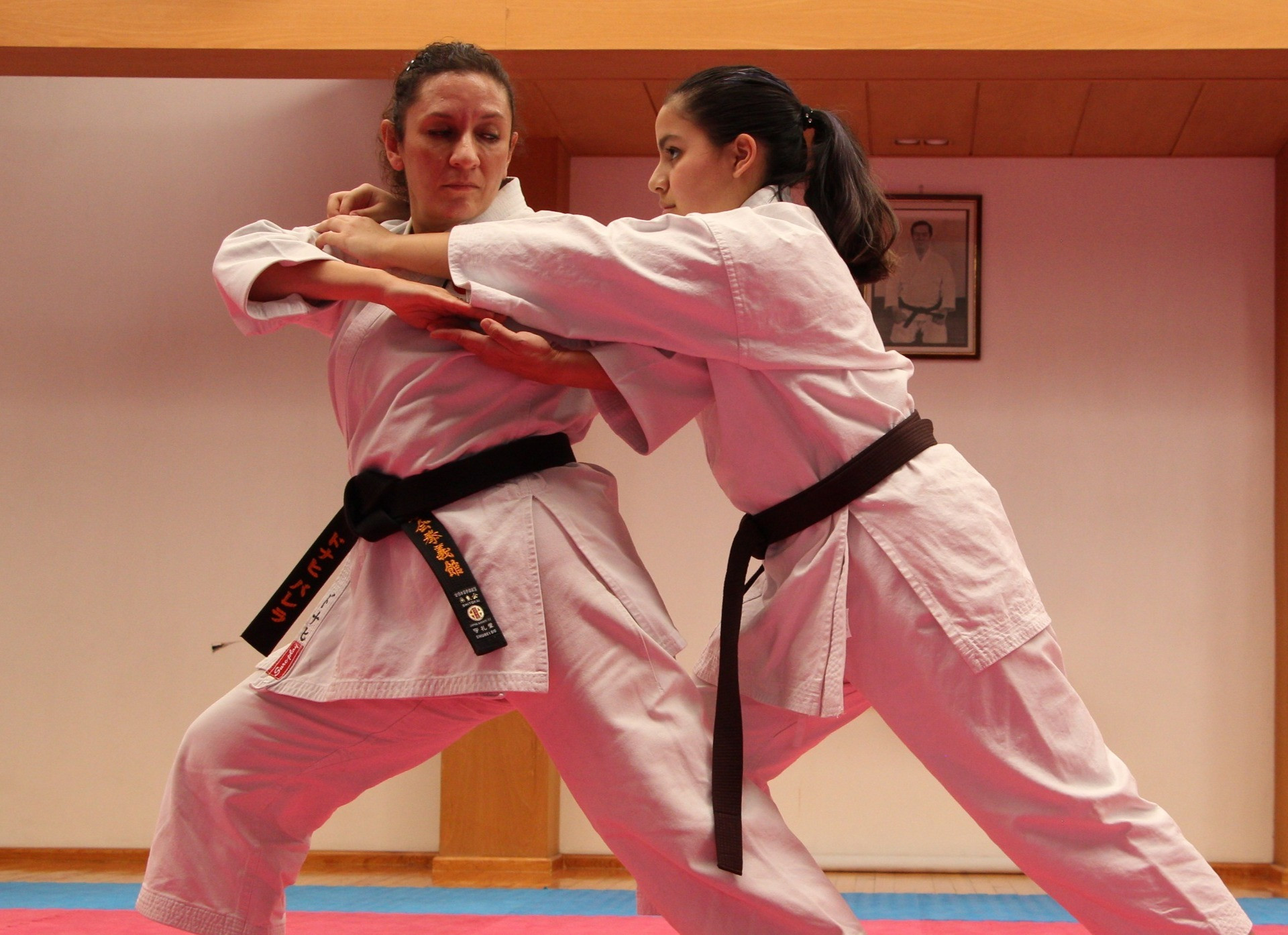 Karate Do nivel intermedio