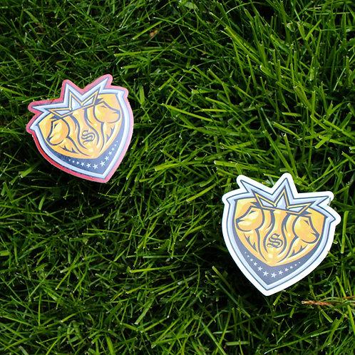 Twin Lions FC Sticker