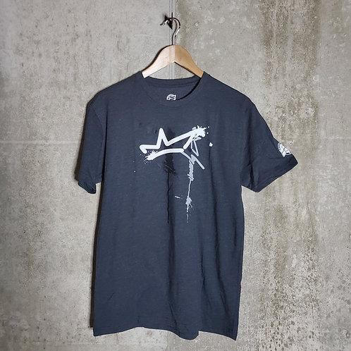 Signature T-Shirt (Heather Black/Grey)