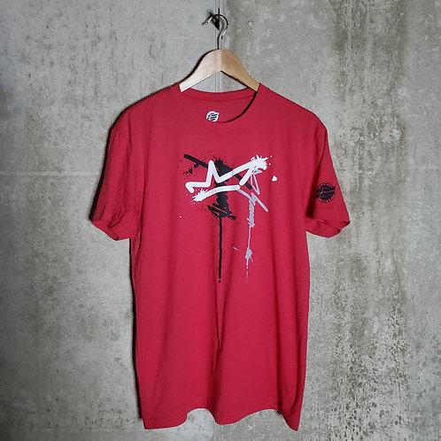 Signature T-Shirt (Red/Black)