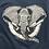 Thumbnail: Elephant In The Room - Navy Blue