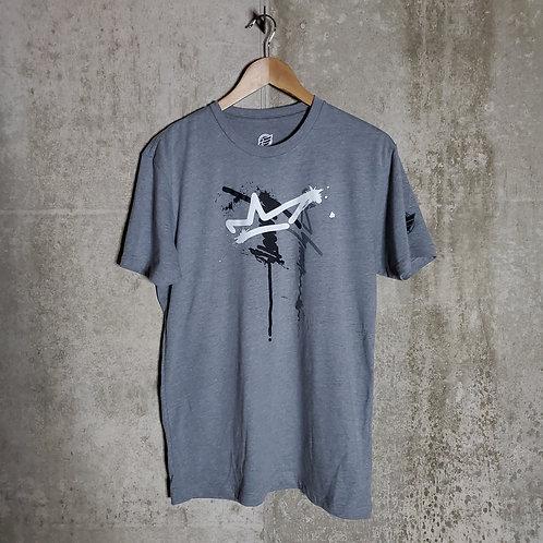 Signature T-Shirt (Grey/Black)