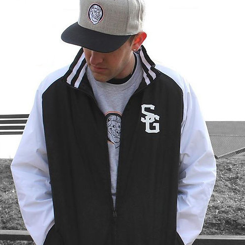 Champions Jacket - Black/White