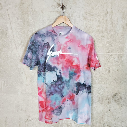 Signature Ice-Dye T-Shirt (Multi-color)