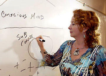 Heather Solarie Teaching Levels of Consciousness