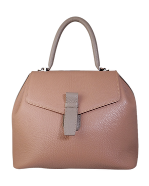 Milano Bag Bicolor Rosa