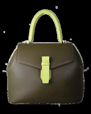 Milano Bag Bicolor Verde