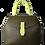 Thumbnail: Milano Bag Bicolor Verde