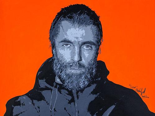 Liam Gallagher Giclee Print