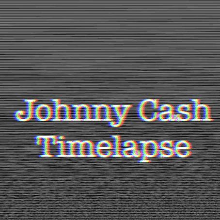 Johnny Cash Timelapse