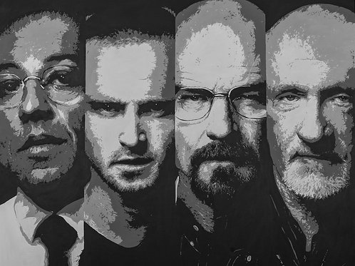 Time to get to work, Breaking Bad