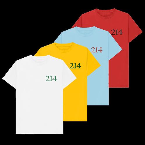 The 214 Tee