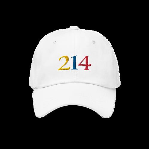 214 Hat - Color Block