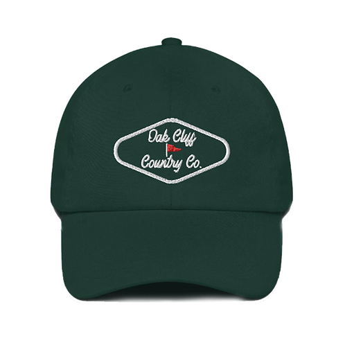 The Green Club Hat