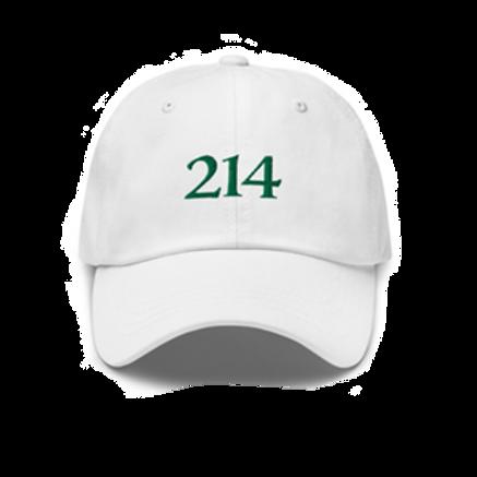 214 Hat - White