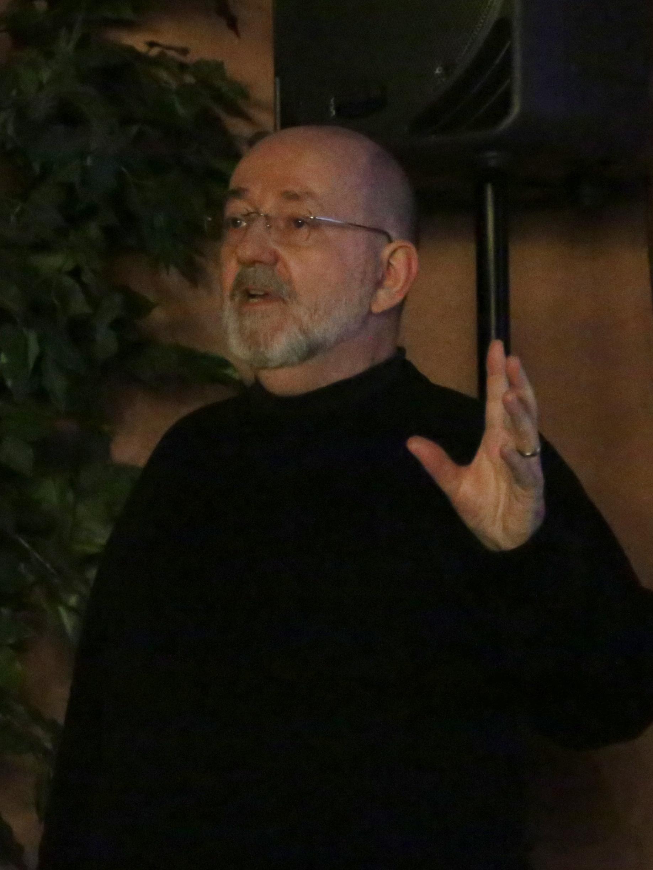 Garry Beckstrom